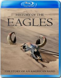 Cover Eagles - History Of The Eagles [DVD]